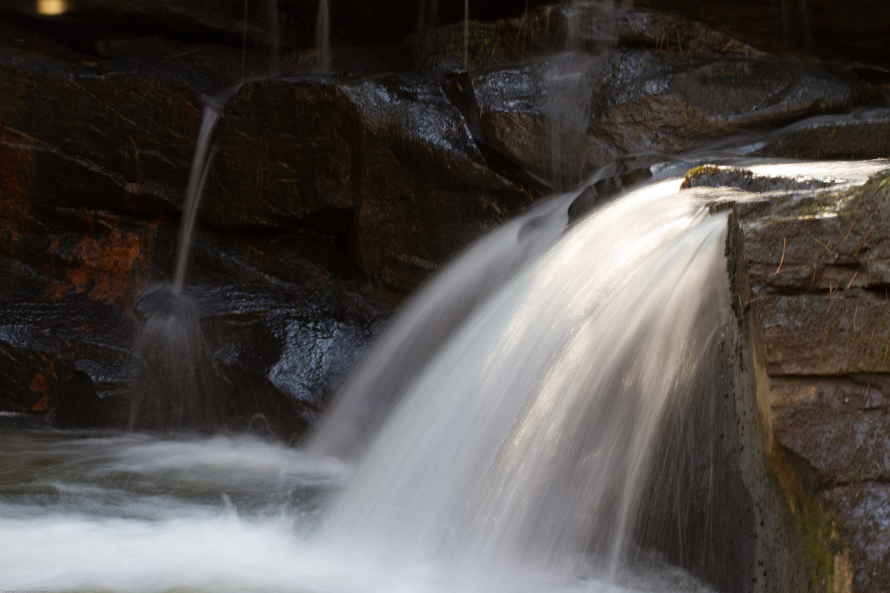 Small Falls at Keowee Toxaway State Park