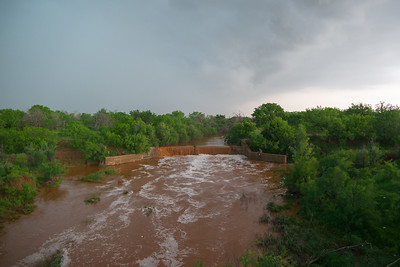 Flooding In West Texas