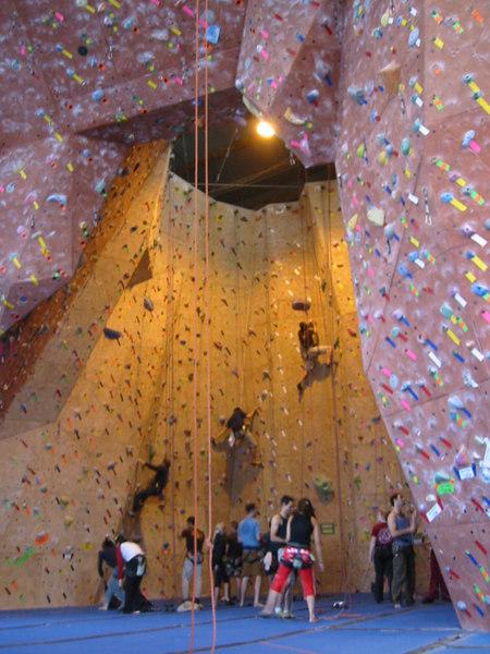 Mission Cliffs, Nov. 11, 2006
