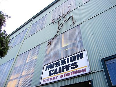 Mission Cliffs: Feb 27, 2010