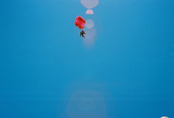 Skydive: June 12, 2005