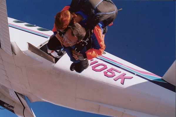 Skydive!  Oct 29, 2005