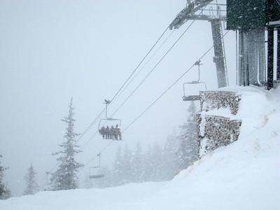 Utah Skiing (Park City and Alta), Dec. 2007