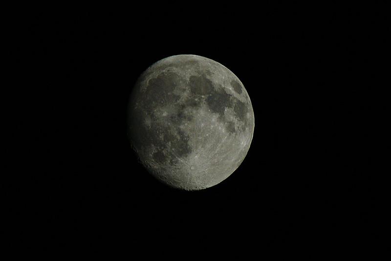 It's the moon. Yeah!!!