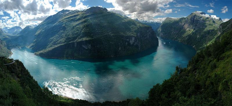 [big] Geiranger Fjord