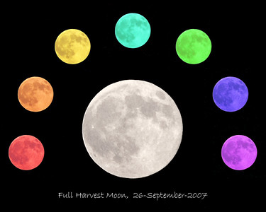 Full Harvest Moon 26-September-2007