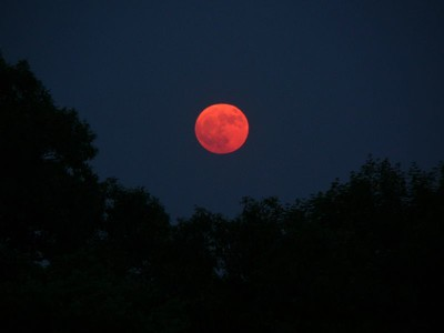 Full Strawberry Moon 21-June-2005