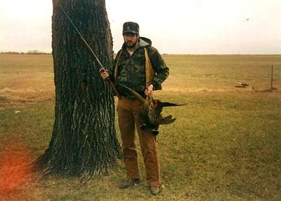 Pheasant hunting.