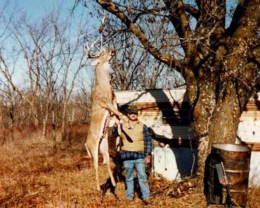 Dads deer.
