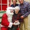 Santa at Christmas 2016