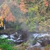 Taiko waterfall and rock bath