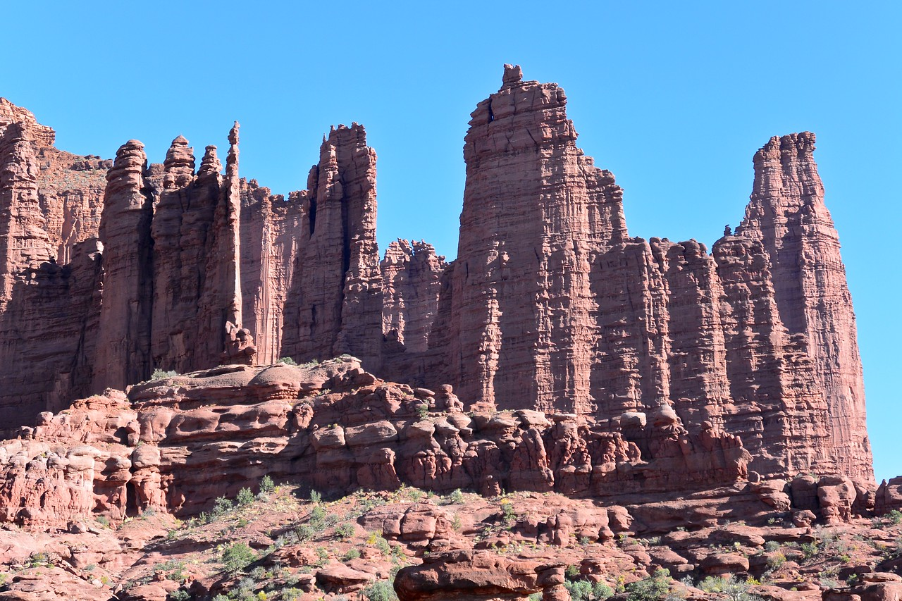 Fisher's Towers
