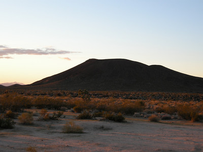 There are thirty-two of these cinder cones in this eruptive field, according to the Park Service brochure.
