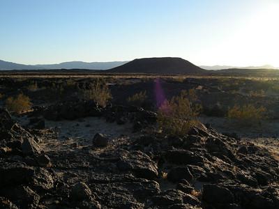 Amboy Crater.