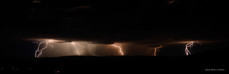 30 seconds of the Western Colorado monsoon
