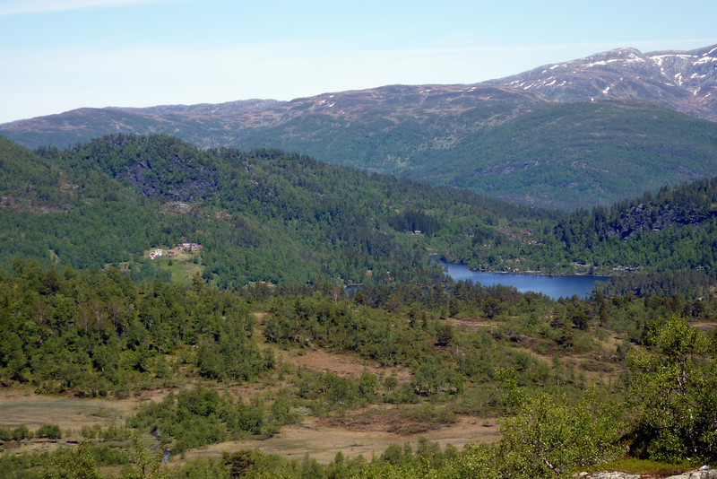 Tur Rong - Helgaset 15.06.2010