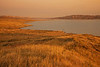 Fort Peck Sunset.  CM Russell NWR, MT