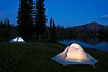 A Night in the Backcountry<br /> Bob Marshall Wilderness, MT