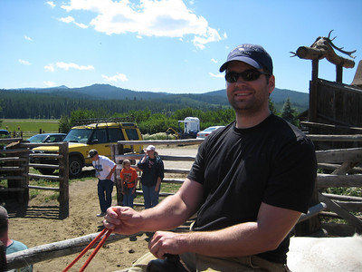 Montana and Wyoming 2008