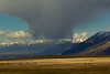 Squall forming over Steppe House