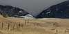 Emigrant Gulch in a Spring Squall