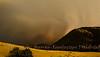 Heavy Squall over the Absaroka Mts.