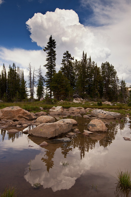 Lake Plateau Region, Absaroka-Beartooth Wilderness
