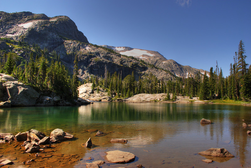 Absaroka-Beartooth Wilderness, Montana