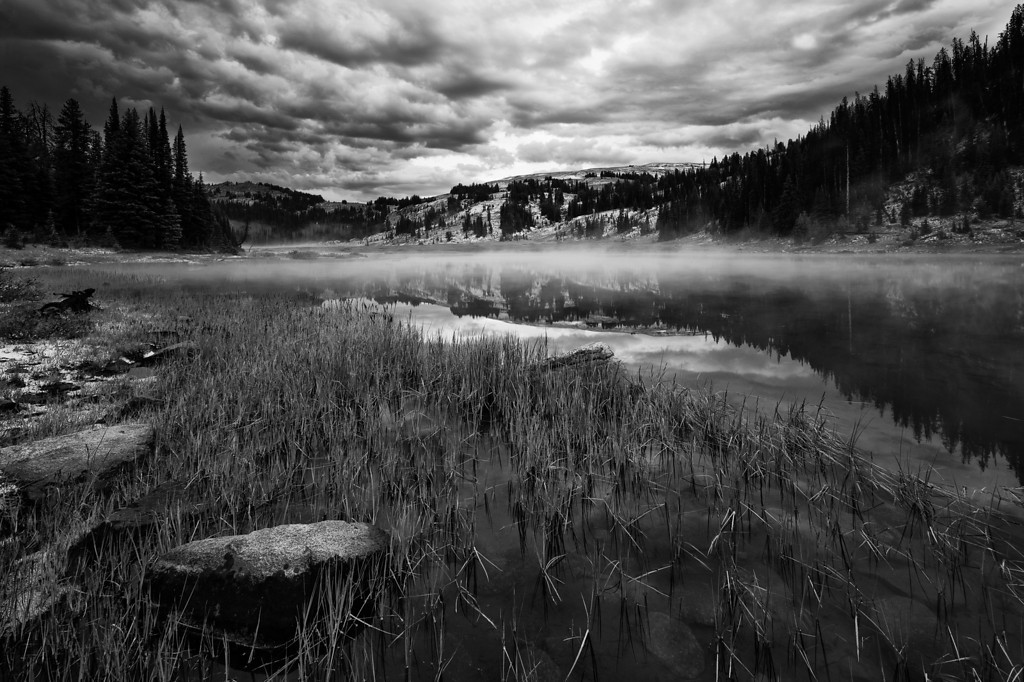 More From Lake Columbine (BW)<br /> Absaroka-Beartooth Wilderness, MT