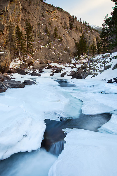 Stillwater River, Absaroka-Beartooth Wilderness, MT