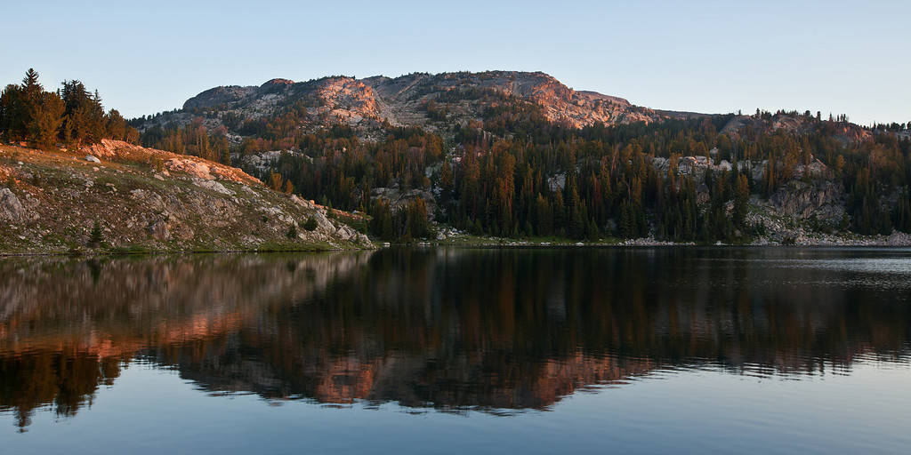 Rainbow Lakes, Lake Plateau Region, Absaroka-Beartooth Wilderness