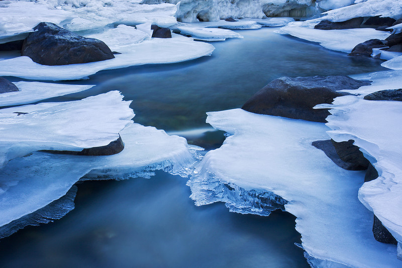 From the Realm of the Snow Queen<br /> Stillwater River, Absaroka-Beartooth Wilderness, Montana