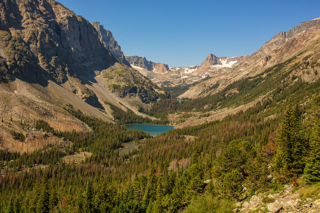 First Rock Lake, from Lake Fork Trail (3)