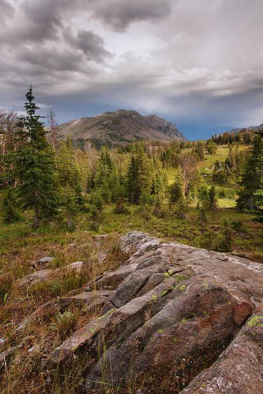 After The Storm<br /> Lake Plateau Region, Absaroka-Beartooth Wilderness, MT