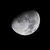 Waxing Gibbous Moon at 80% of full<br /> October 12, 2016