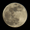 Full Moon at Perigee