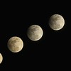 Composite Image of the Full Moon and Penumbral Eclipse<br /> February 10, 2017