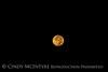 Full moon setting August 2015