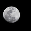 Waxing Gibbous Moon at 97% of full<br /> March 10, 2017