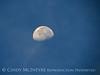 Waning three-quarter moon, Georgia (2)
