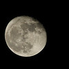 Waning Gibbous Moon at 94% of full<br /> October 17, 2016