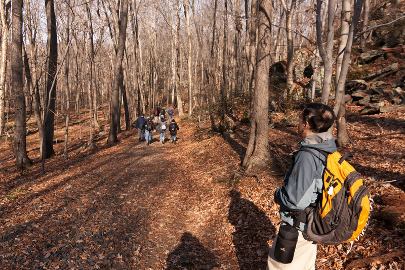 MOSAIC Devils Den Hike-5065