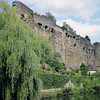 Luxembourg City- Roman wall and Casemates du Bock-Sept 2012