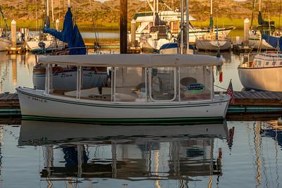 Moss Landing Boat Trip