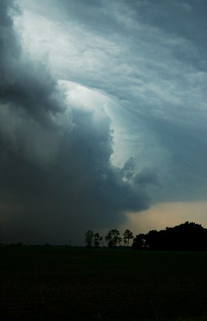 Wall Cloud~Indiana