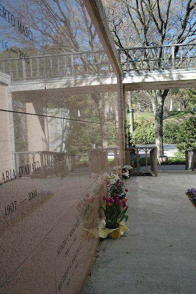 Auburn Court Reflection on Pink Granite II