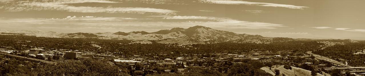 Mount Diablo 07 2012