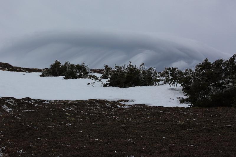 Tidal cloud.