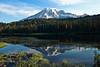 Mount Rainier Reflection Lake 5