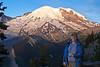 Mount Rainier 33 Dan Sunrise E